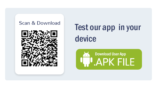 Courier Delivery Flutter App Template | 2 Apps | User App + Delivery App | CourierPro - 3