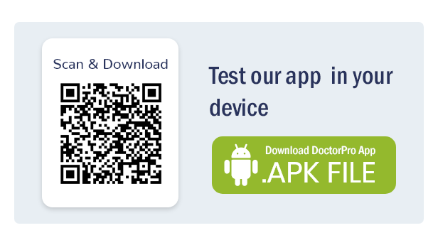 Doctor Appointment Booking Android App + Doctor Appointment iOS App Template Flutter | DoctorPro - 2